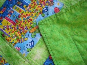 Bear's Quilt